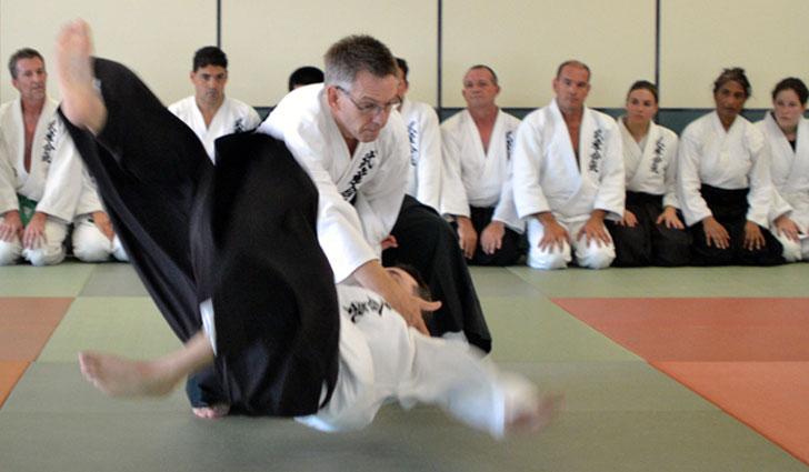 Takemusu Aikido Technique