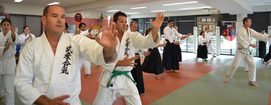 Takemusu Aikido Class