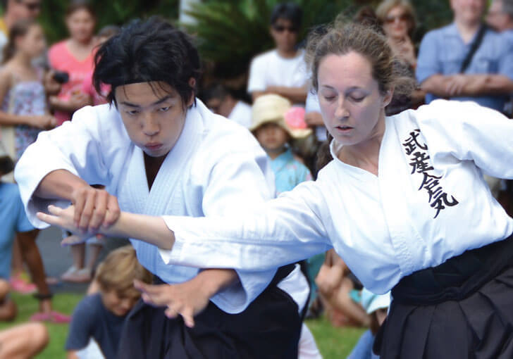 About Takemusu Aikido