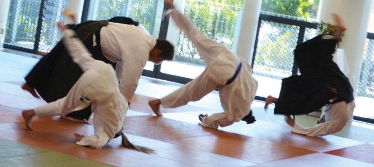 Join Takemusu Aikido